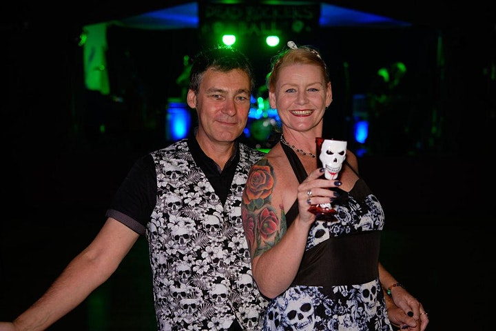 Arrowtown Dead Rockers Ball image
