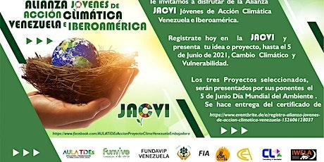 ALIANZA JÓVENES DE ACCIÓN CLIMÁTICA VENEZUELA e IBEROAMÉRICA -  JACVI biglietti