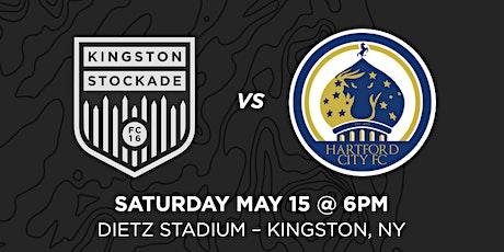 Stockade FC vs. Hartford City FC tickets