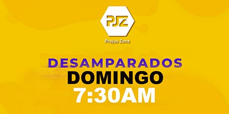 Prejuz. Domingo 7:30am entradas