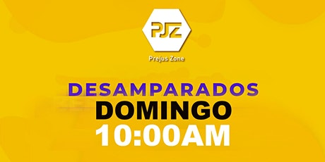 Prejuz. Domingo 10:00am entradas