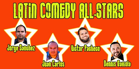 Latin Comedy All-Stars! tickets