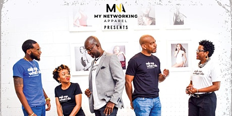 Ask Me What I Do | My Networking Event tickets