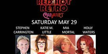 Red Hot & Retro Caberet tickets
