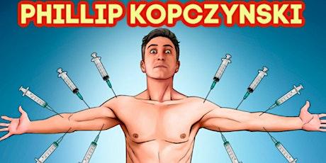 Phillip Kopczynski comedy show tickets