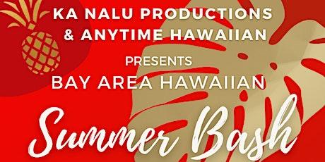 Hawaiian Summer Bash tickets