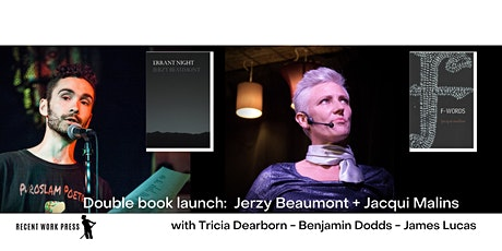 Double book launch: Jacqui Malins & Jerzy Beaumont, plus special guests tickets