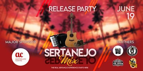 Sertanejo Mix Release Party tickets