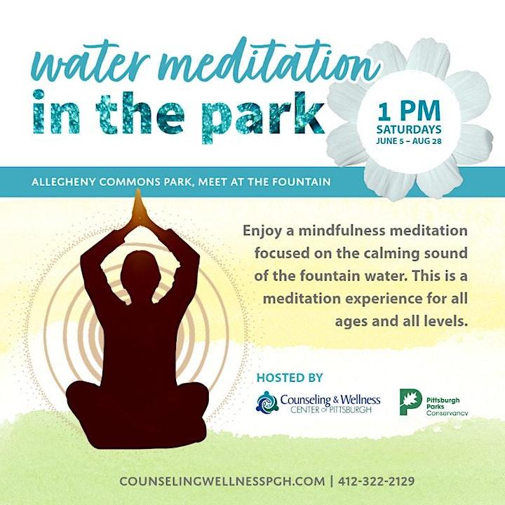 Meditation in the Park image