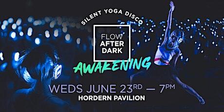 Flow After Dark Yoga Silent Disco ingressos