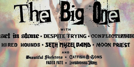 The Big One - PNW Rock Festival tickets