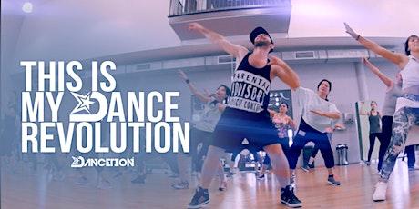 THE POPSTAR DANCE WORKOUT **DANCETION** by NYKOS KELLYS billets