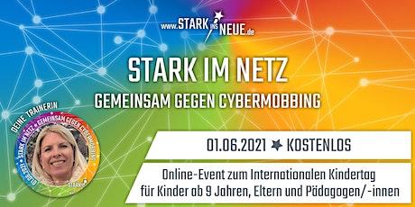 STARK IM NETZ - GEMEINSAM GEGEN CYBERMOBBING mit Sonja - Ortenaukreis Tickets