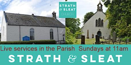 Strath & Sleat Live worship service tickets