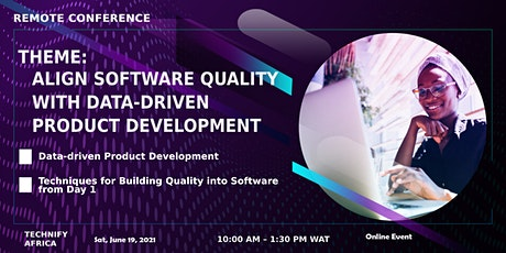 Align Software Quality With Data-Driven Product Development tickets