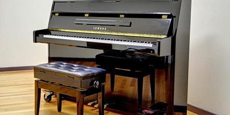 Piano lessons for beginners tickets