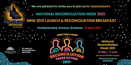 Townsville NRW 2021 LAUNCH & RECONCILIATION BREAKFAST tickets