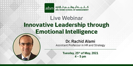 ADSM Webinar: Innovative Leadership through Emotional Intelligence tickets