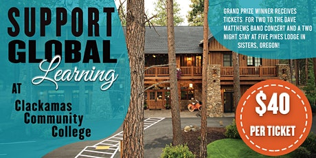 Support Global Learning at Clackamas Community College tickets