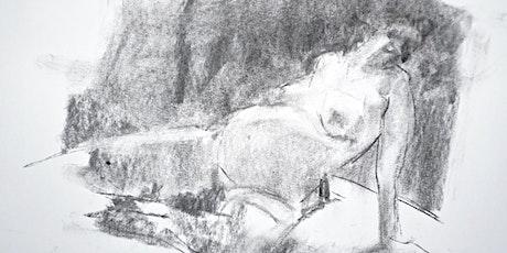 Life Drawing Petersham – Lesley-2 (19 weeks pregnant) tickets