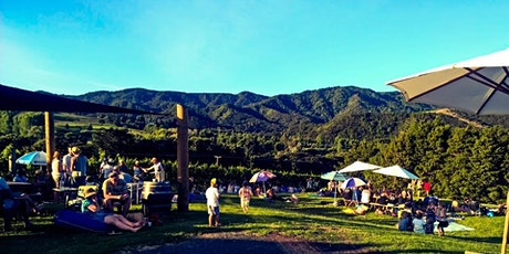 Music in the vines tickets