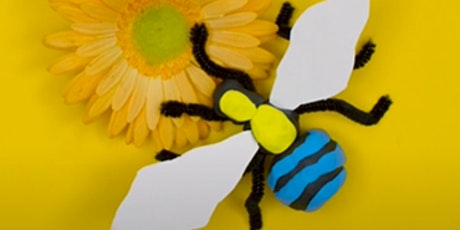 School holiday workshop - Native Bee Hotel and crafting a Blue-banded bee! tickets