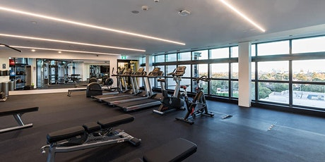 Gym Entry (SUPRA MEMBER ONLY) tickets