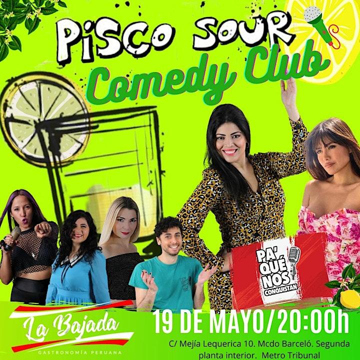Imagen de Pisco Sour Comedy Club