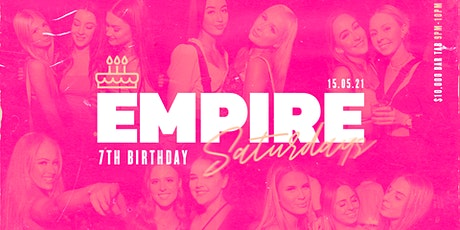 Empire's 7th Birthday · 10k Bar Tab · DJ Horizon · Press Play tickets