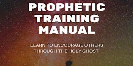 Prophetic Training Webinar - Republic of Ireland tickets