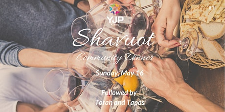 Shavuot Community Dinner tickets