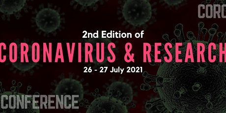 2nd Edition of Coronavirus and Research tickets