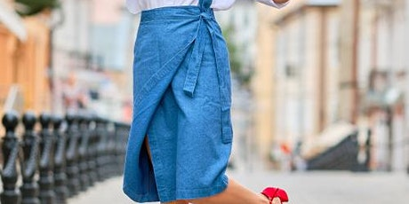 Learn to Sew a Wrap Skirt tickets