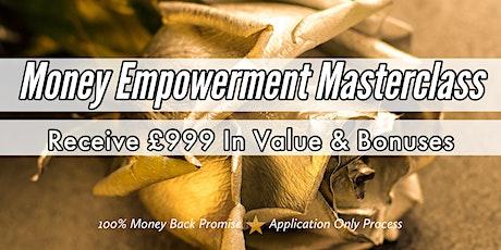Money Empowerment Masterclass ingressos