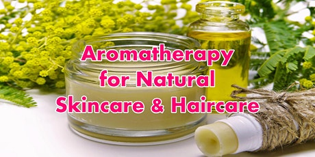 Nairobi Aromatherapy for Natural Skincare and Haircare tickets