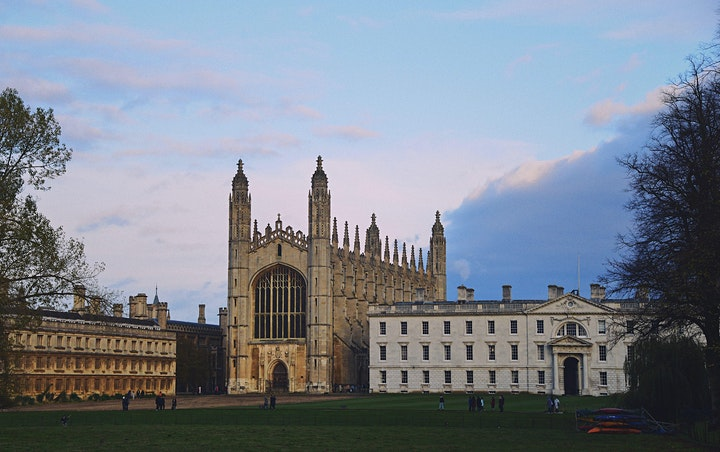 2021 Cambridge China Education Forum image