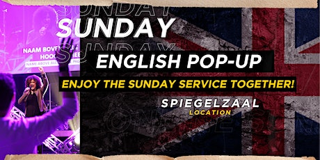 Pop-Up Church English - Sunday 16th May tickets