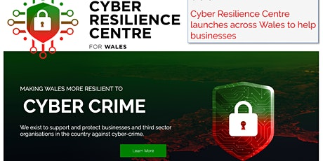 All Wales Cyber Security Cluster - 18 May 2021 tickets