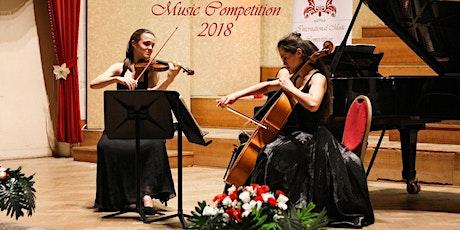 Instruments à cordes: Concert de clôture du VII. Concours Triomphe de l'Art billets
