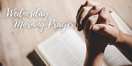 Morning Prayer Service at HTR tickets