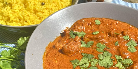 Vegan Butter Chicken Curry - Plant Based Cooking Classes tickets