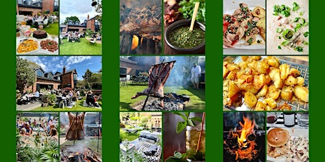 Moregeous Manc  Asado. Authentic South American outdoor cooking over oak tickets