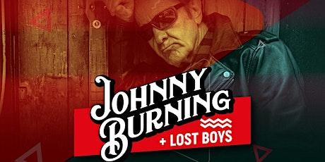 Johnny Burning (Inca) entradas