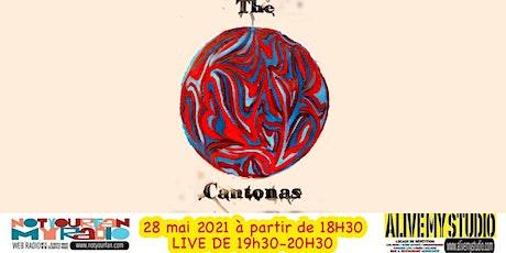 AliveApéro avec THE CANTONAS billets