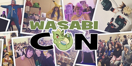 WasabiCon PDX 2021 tickets