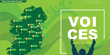 Voices From Direct Provision Book Launch tickets