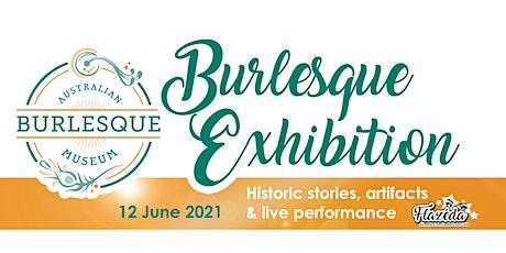 Burlesque Exhibition at Flazéda (Australian Burlesque Museum) tickets