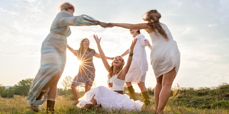 Sacred Circle for Soulful Women - Total Lunar Eclipse tickets