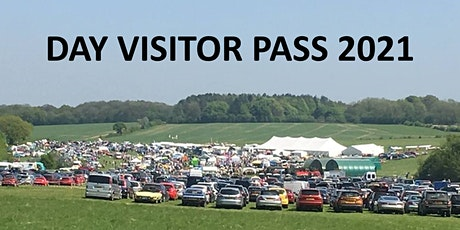 Classic Car Show , Vintage Fly-in  & Auero-Auto Jumble 2021 Day Visitors tickets