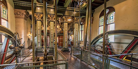 Papplewick Pumping Station in Steam with Craft Fair, May 30/31 tickets